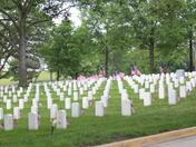 Fort leavonworth Memorial day