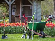 Gardening ahead!
