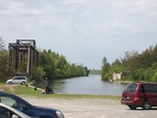 Trent Severn waterway Glen Ross Ont