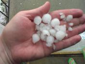 hail in Rutland