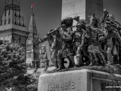 National War Memorial at confederation square