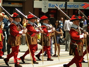 Ancient & Honorable Artillery Company June Day Parade