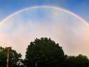 Rainbow in Colchester
