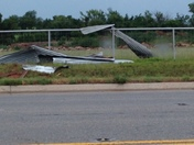 After brief tornado touchdown outside Marlow early Fri am