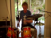 Johnny Azer Drumsolo in stereo