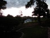 Storm passing over Penn Hills