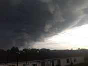 Storm picture from latrobe