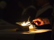 Lighting of the Qulliq