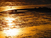 6-15-2014 Sunset view from Nahant, MA