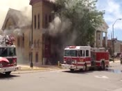Fort Dodge Church Fire