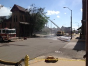 Pictures Of Fort Dodge Od Church Fire