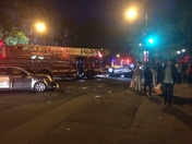 Beacon Street Accident