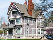 Victorian Home, Fairfield, Iowa
