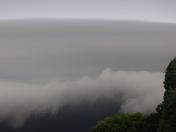 Wall clouds in Eldora, IA