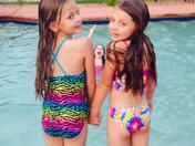 Pool Time Photobomb!!!!!!!