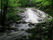 Duchesnay Falls off shoot