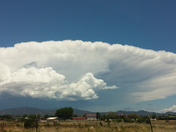 Clouds over Sangres