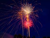 Bent Creek Fireworks