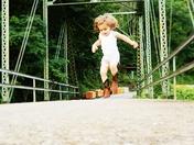 Jumping on the Bridge