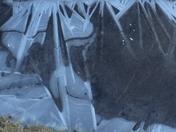 Zigzag Ice