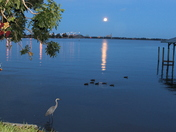 Full Moon at Indian River