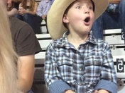 First time at the rodeo