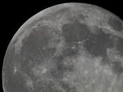 Telescope Shot Super Moon