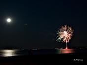 Super Moon/Super Fireworks