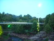 Full Moon over Liberty Bridge