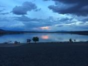 Beautiful Cochiti lake