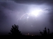 Rio Rancho lightning photo