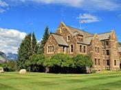 Parks Admin. Bldg., Cascade Gardens, Banff, AB