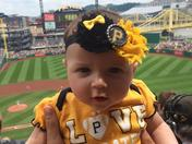 First Pirate game-