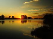 Chenal Ecarte sunset