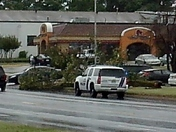 Wind Damage off of 71B in Rogers