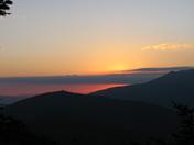 Sunrise over Lafayette