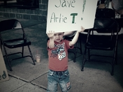 save Artie T David Walsh 3 1/2 yr old