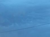 A Mammatus cloud