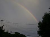 Rainbow over Framingham