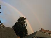 2 Rainbows at 8pm