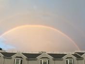 Rainbows over Waltham