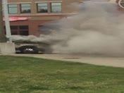 truck fire video 1