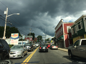 storm aprroaching