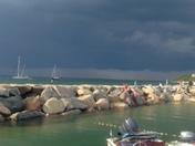 Storm Clouds over the Elizabethan Islands