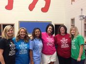 Fountain Inn Elementary First Grade Teachers Rock!!