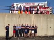 Local Fire Department accepts ALS ice bucket challenge