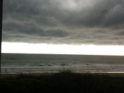 Storm clouds by Connie Mounce