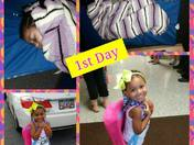 First Day of School Ever!