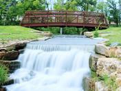 Waterfall at 7 Bridges