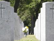 WW1 Grave Stones